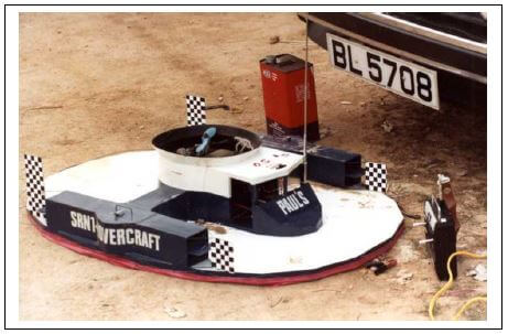 Air Cushion Hovercraft In Hong Kong Image 7 IDJ