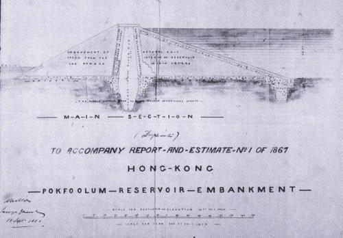 1866 Pok Fu Lam Reservoir