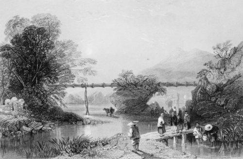 Bamboo Aqueduct