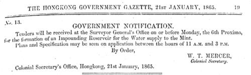 Notice 1865
