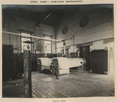 1896 YMT Boiler Room