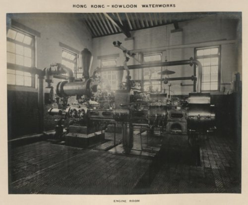 1896 YMT Pumping Station Steam Engine