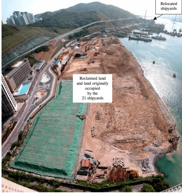 Tsing Yi Shipyards Clearance Report Image 8