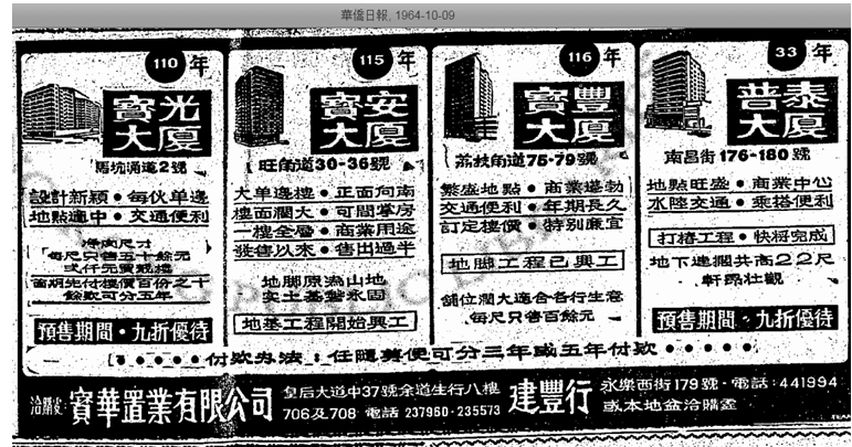Chan Ching Pow And Po Wah Investment Image 1 York Lo