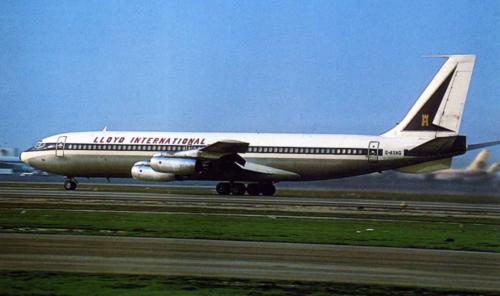 Lloyd International Boeing Unknown Location IDJ Image 2