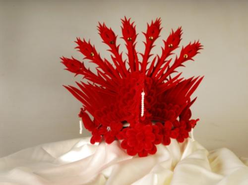 Velvet Flowers Ronghua SCMP 23.12.17 Phoenix Coronet