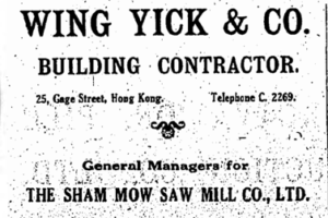 Tsoi Po Tin And Wing Yick & Co Detail Image 1 York Lo