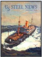 Isthmian Line US Steel News Mag Jan 1937 Isthmian Website