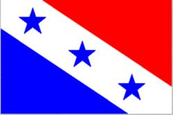 PA Lapiicque Shipping Line Company Flag