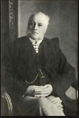 John Bell Irving Image Wikimedia Commons