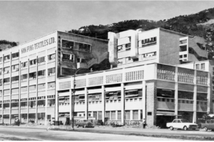 Nan Fung Textiles Factory In The Late 1960s SCMP 8.3.18