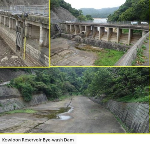 Kowloon Bye-Wash Dam
