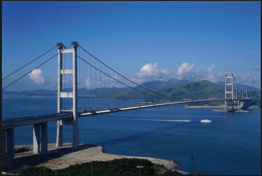 Tsing Ma Bridge Large Image Wikipedia