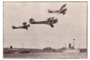 Blackburn Aircraft Ltd Advert 1924 Grace's Guides