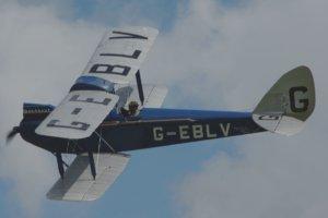 De Havilland DH 60 Moth Plane Image From Wikipedia