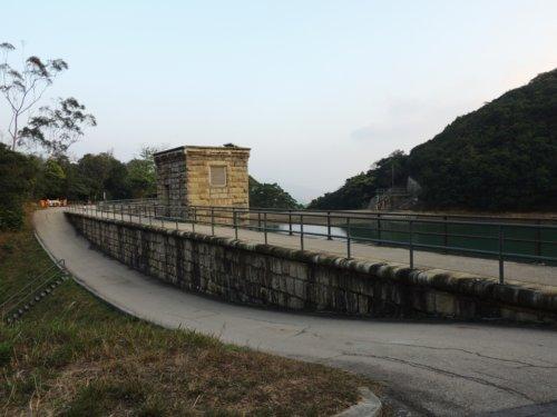 Tai Tam Byewash Reservoir Subsidiary Dam 02