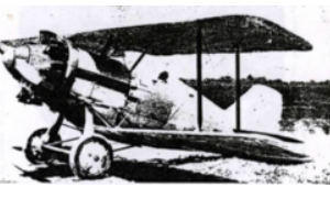 Military Aircraft In China, The Far Eastern Review, June 1931 Smaller Image Of Blackburn Lincock Single Seater Foghter Plane