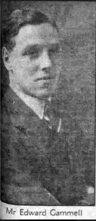 Asiatic Petroleum Co Image Of Edward Gammell, Aberdeen Weekly Journal, 6th August 1942 From Ian Brown