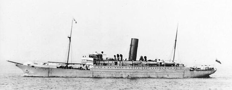 Port Morant Ship Image Courtesy Clydeships.co.uk