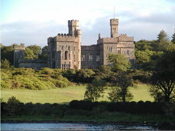 James Matheson, Lews Castle, Stornoway, Scotland Courtesy Undiscovered Sotland