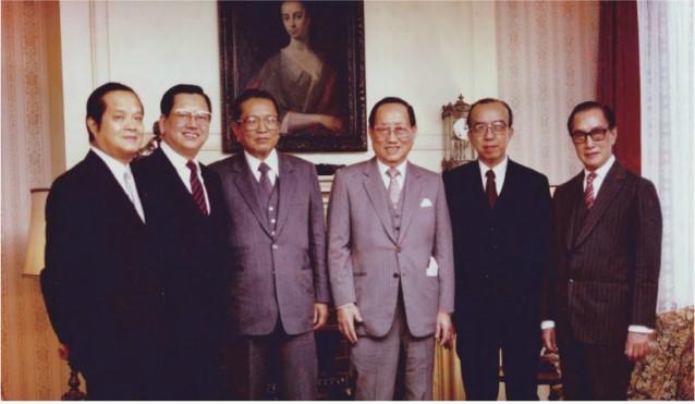 Aluminium Pioneers Wah Chong And Ting Tai Image 10 York Lo