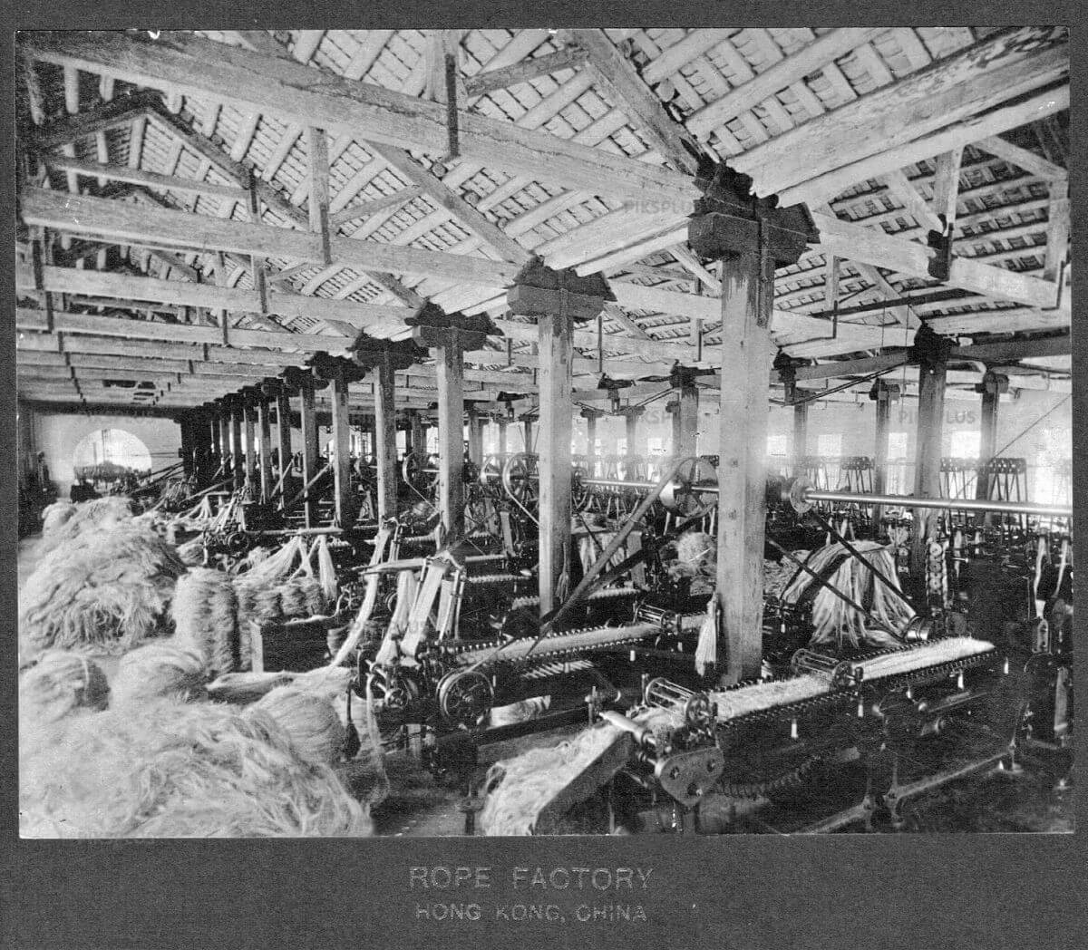 Hong Kong Rope Manufacturing Company undated image from IDJ