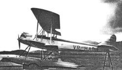 3 Flying Club Avro Avian On Floats