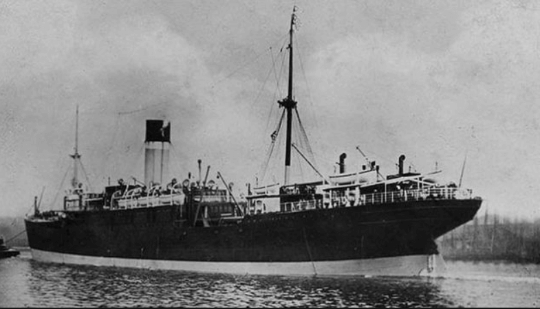 SS Hong Moh Full Image Wrecksite Eu