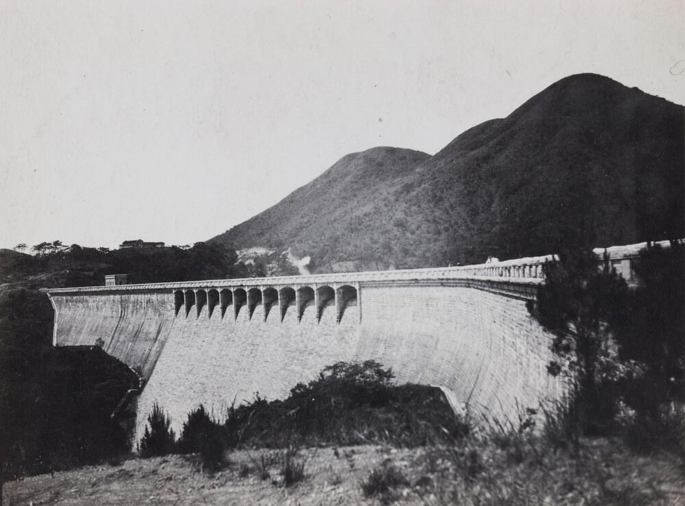 Tai Tam Tuk Dam