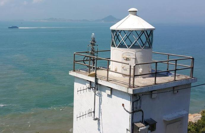 Fan Lau lighthouse image Google B Lam April 2015