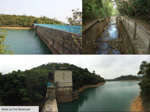 Shek Lei Pui Reservoir