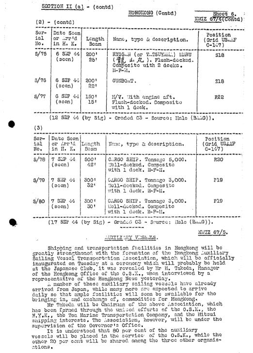 BAAG Report KWIZ #67 C1