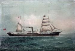 SS Catherine Apcar 1893