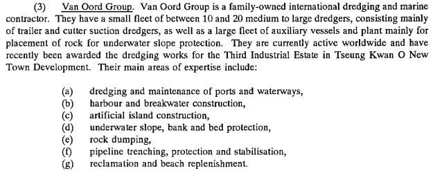 Dredging Netherlands d EO Report No. 17 Sept 1992