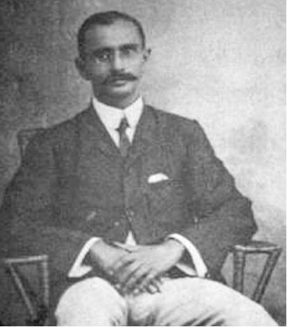 Jehangir Ruttonjee 1908 image from Beer in HK p 8