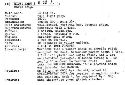 BAAG Report KWIZ #70 Appendix L