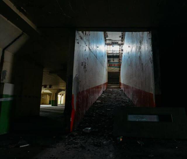 Cheung Sha Wan Abattoir HK URBEX photo b