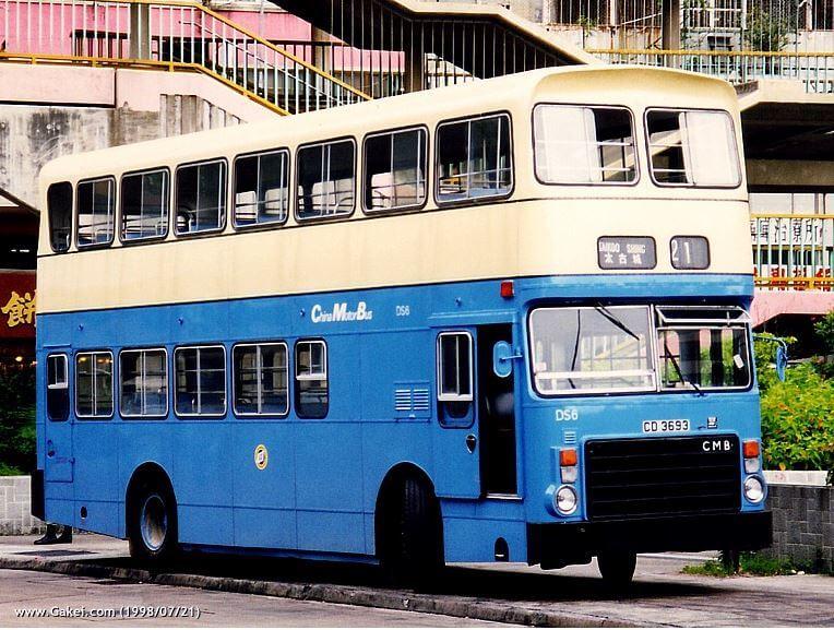 Bus Dennis Jubilant image www.gakei