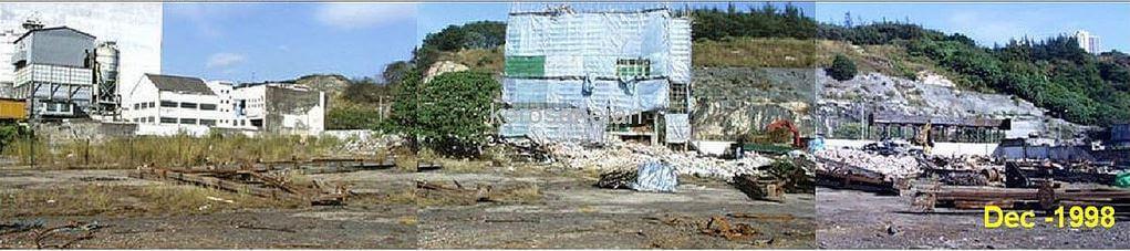Cheung Wah Shipbuilding, Yau Tong snipped image Dec 1998 Keroseneian Ian Wolfe article