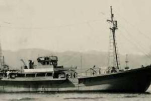 Kompira Maru No.8 Ship Detail From Peter Cundell